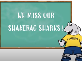 We Miss Our Sharks! (Video)