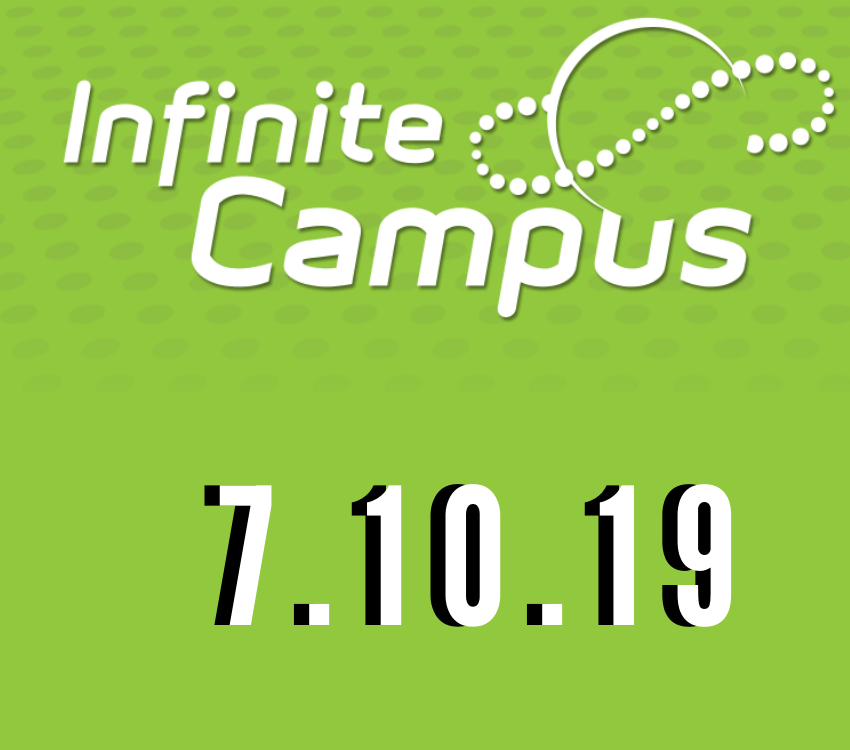 Infinite Campus is here!