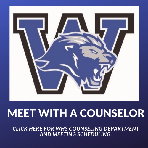 Schedule A Meeting With Your Counselor