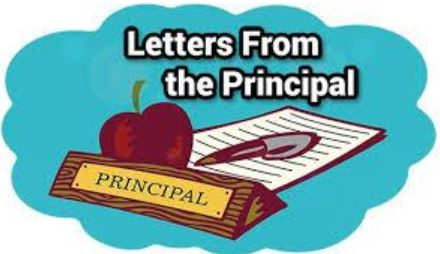 Principal Glass Face to Face Return Letter