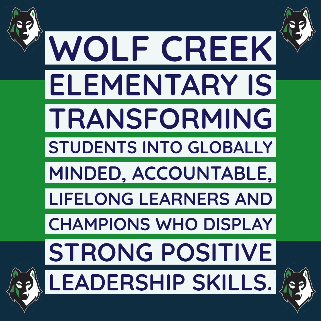 Wolf Creek mission statement