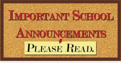 Please Check Here for Principal Updates