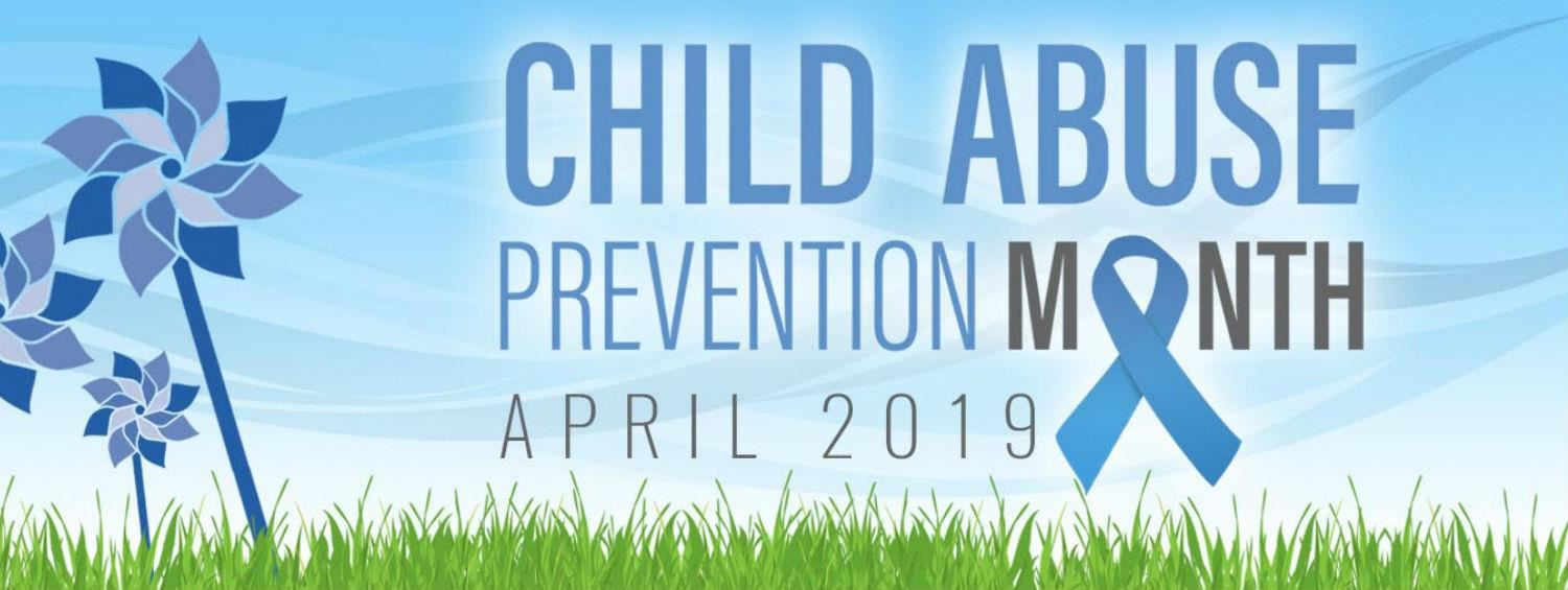 Child Abuse Prevention Month April 2019