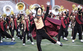 2019 High Schools Marching Band Exhibition