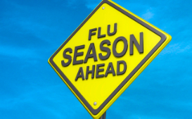 Flu Season Update for September 2019