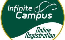 Infinite Campus Online Registration Now Open