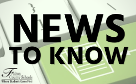 News to Know for Week of October 21-25