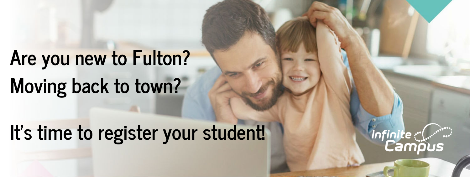 Time to register your new Fulton student!