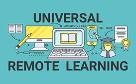 Universal Remote Learning Support & Resources for Parents