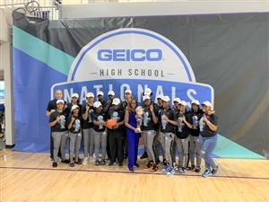 Westlake Lady Lions are GEICO National Champions 2021!