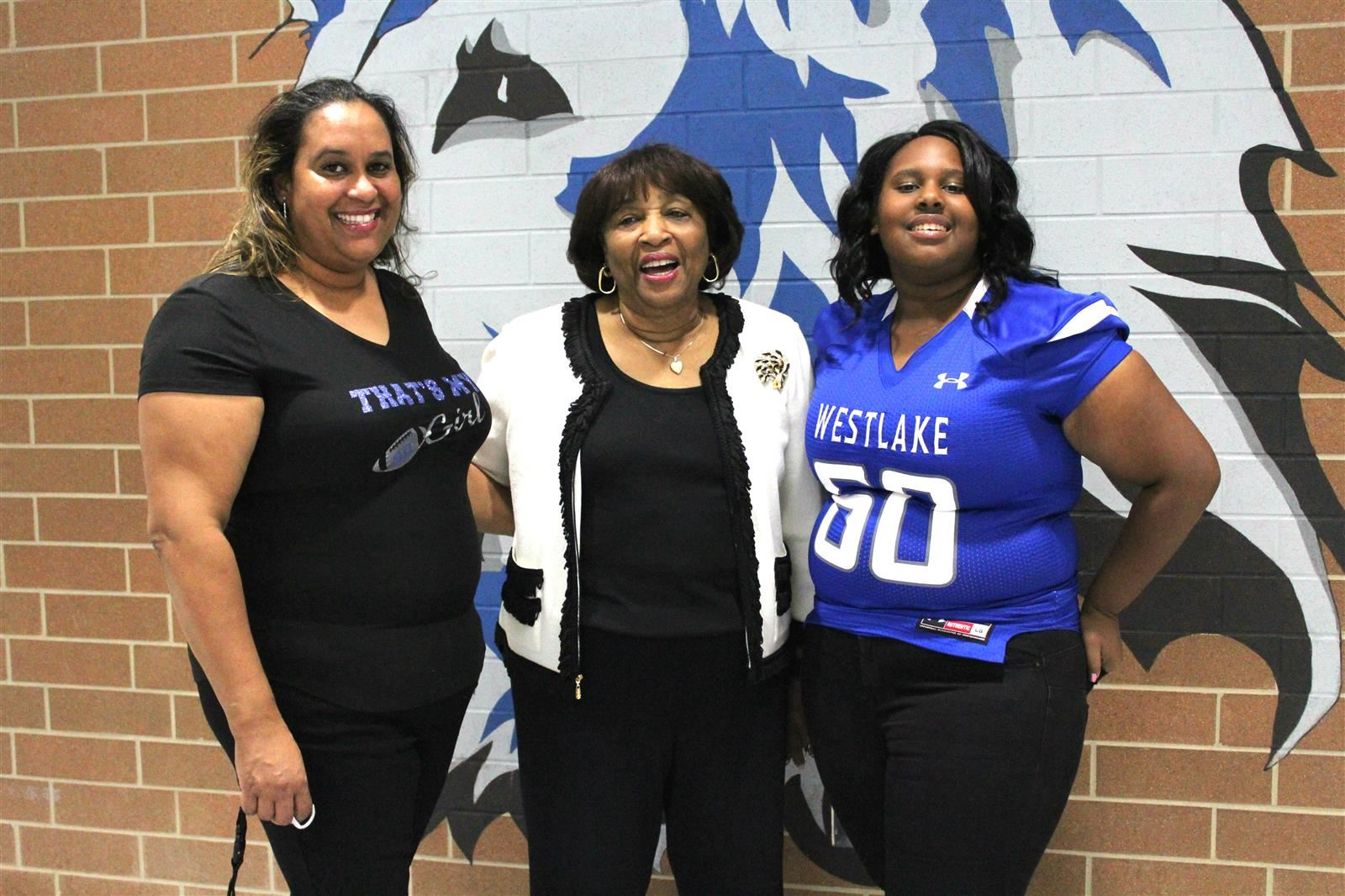 Kimberly Alston, Linda Bryant, Kendyle Alston
