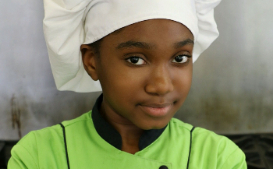 "Chef Helps Sandtown PTSA Celebrate ""Every Kid Healthy Week"""