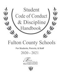 fcs code of conduct booklet cover