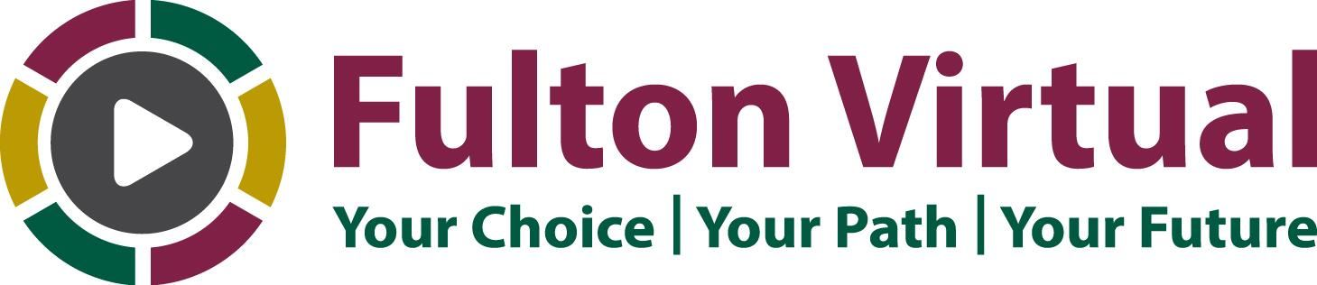Fulton Virtual Logo
