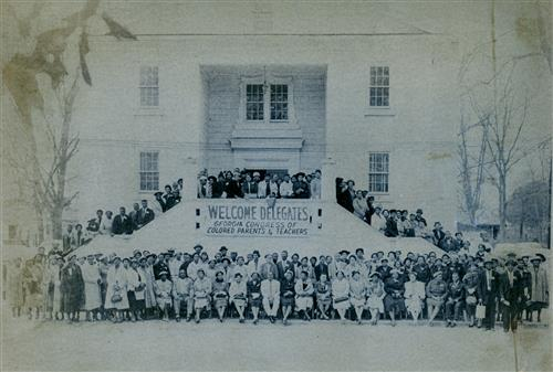 Georgia Congress of Colored Parents and Teachers