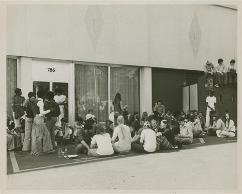 1970 Integration Sit-In