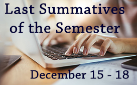 Academic Resources and Guidance for First Semester