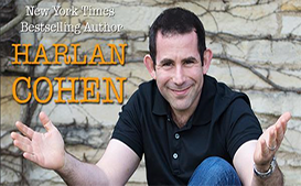 An Evening with Harlan Cohen: 5 Simple Rules for High School Parents