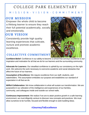 School Mission and Vision