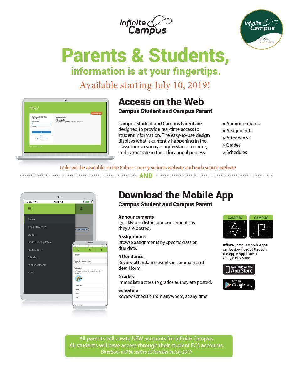 Infinite Campus Program Overview