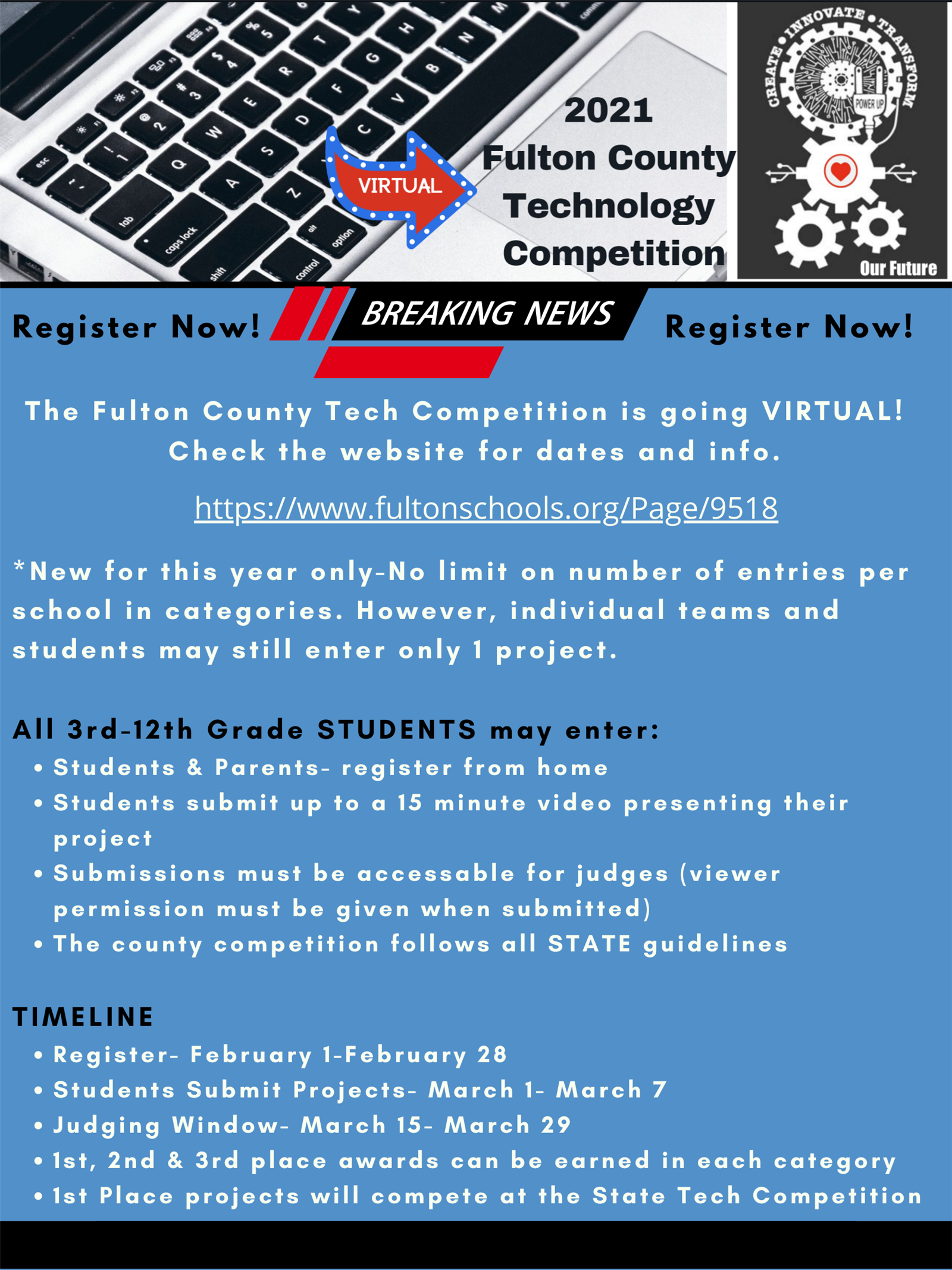 Fulton Student Tech Competition