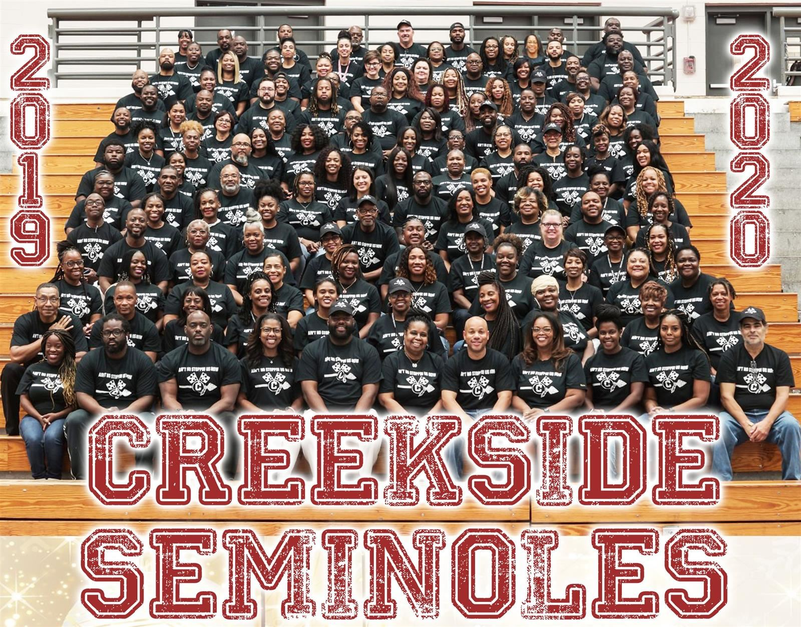Creekside Staff