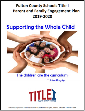 Fulton Count District Parent and Family Engagement Plan FY20