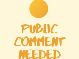 Public Comment about Digital Learning Days Wanted