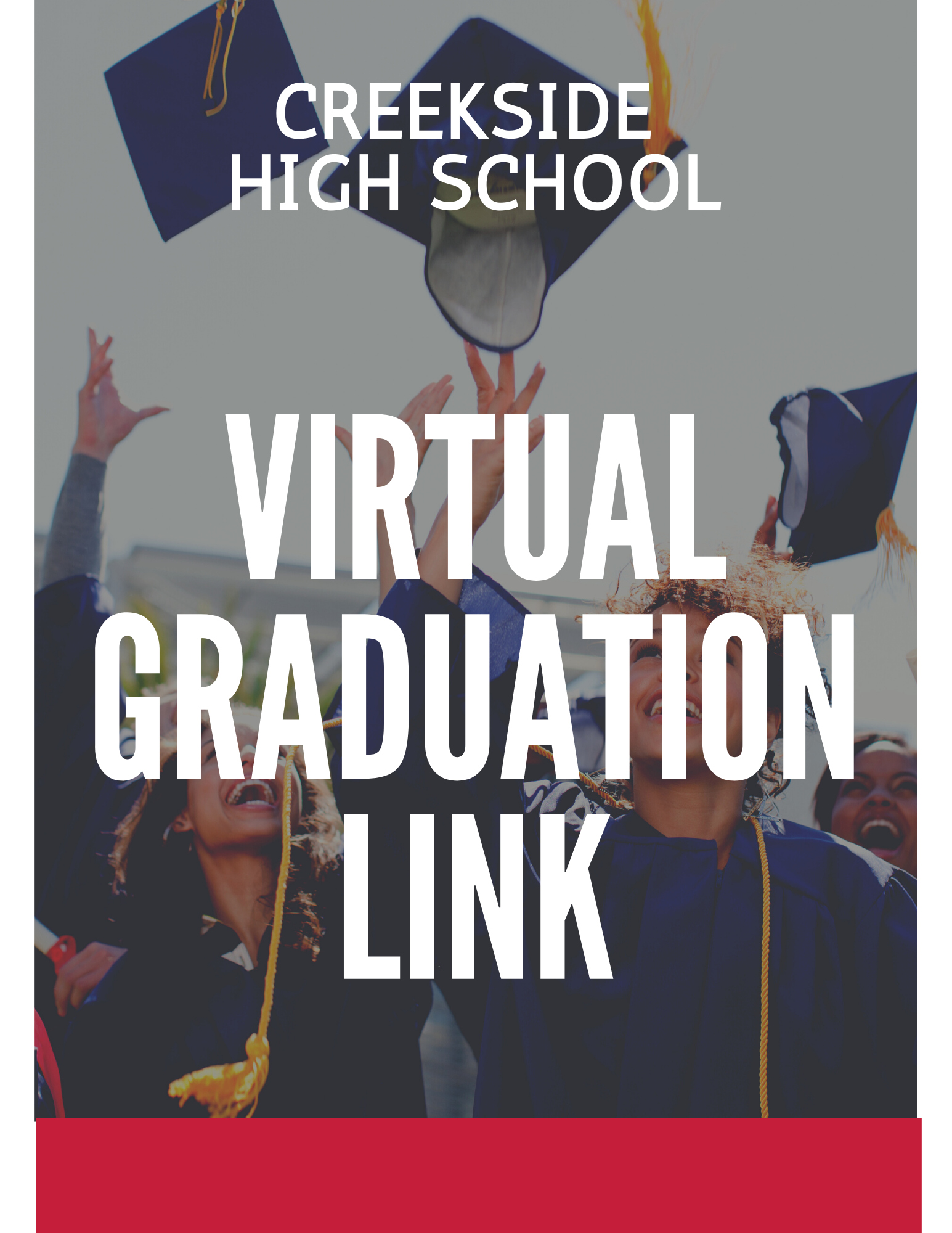 Click here to view our Virtual Graduation Link