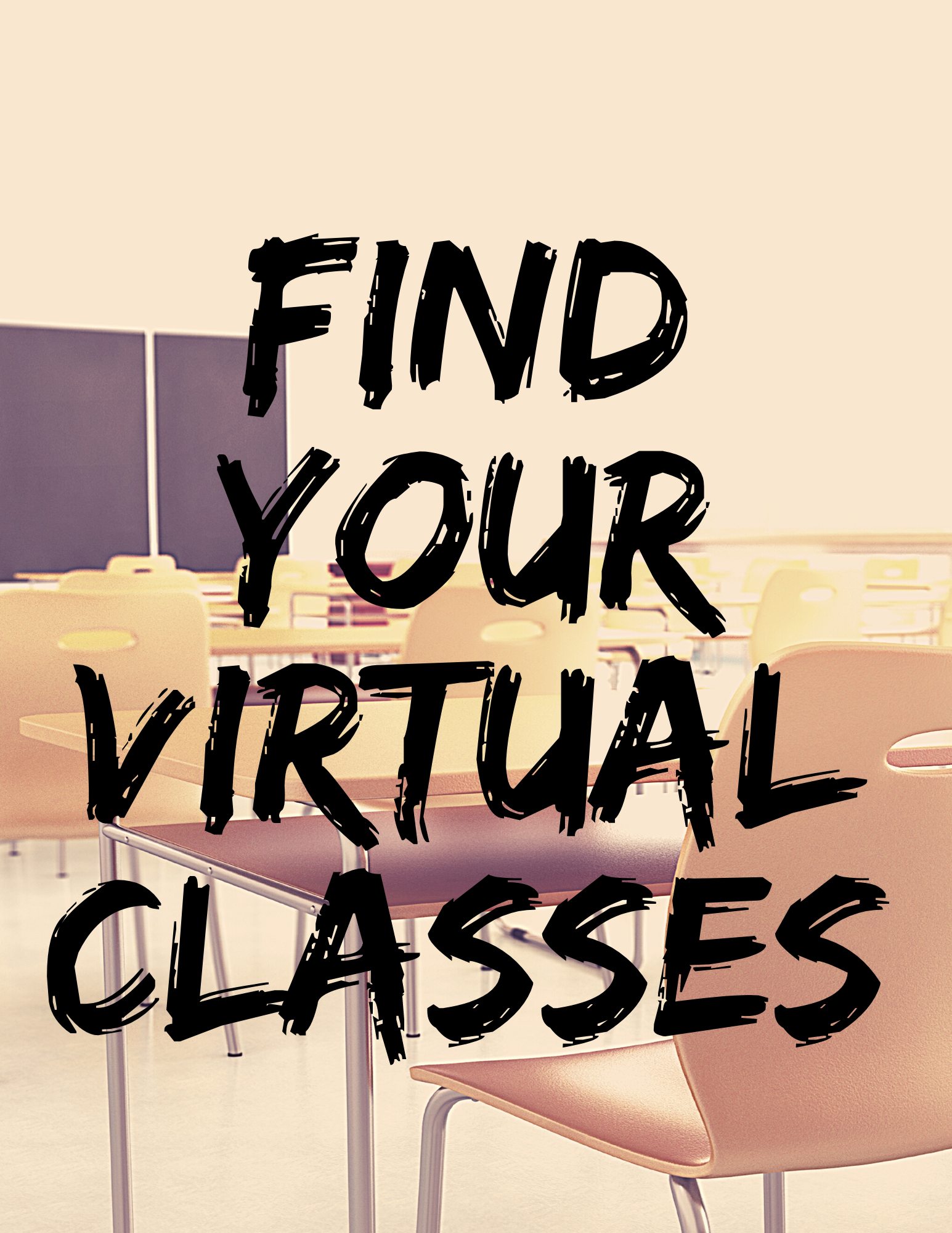 Find Your Virtual Classes