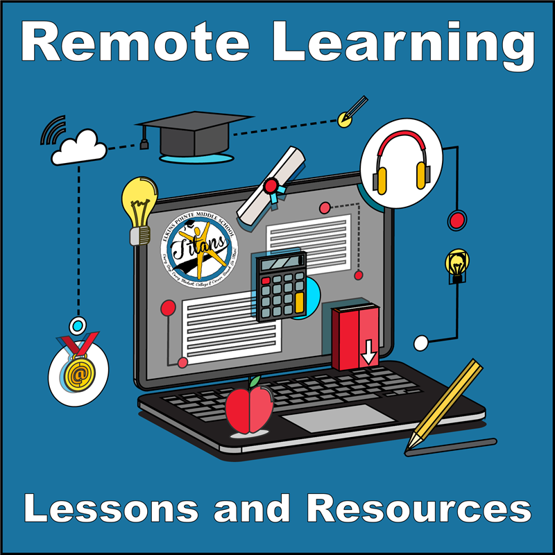 Click the Laptop to access Lesson Plans and Additional Resources!