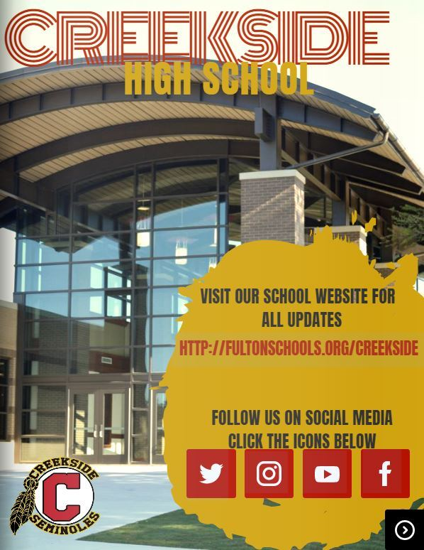 CLICK HERE to check out the AWESOME things happening at our filtering high school!