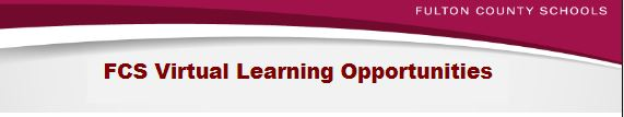 FCS Virtual Learning Opportunities