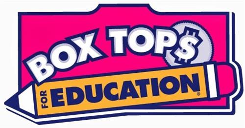 Pink Box Tops Logo