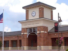 school image of Johns creek High School