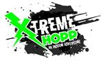 Bright green letters say Xtreme Hopp