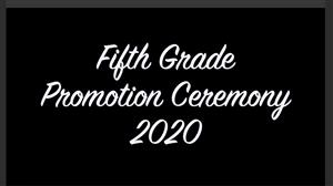 BFES 5th grade promotion ceremony thumbnail