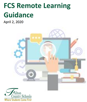 FCS Remote Learning Guidance Cover Photo