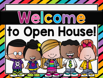 Virtual Open House / Overview