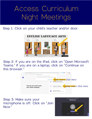access meetings