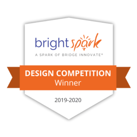 MPE Design Team wins at the Bright Spark Competition
