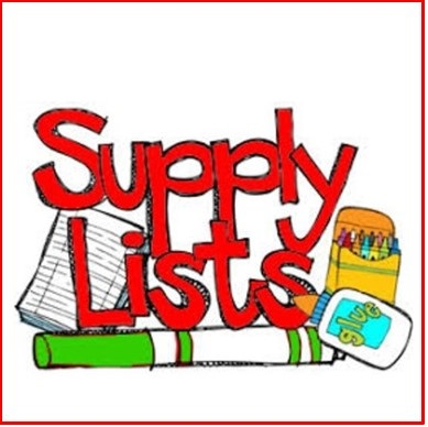 NMS Supply Lists