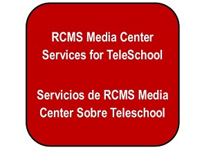 RCMS Media Center Resources For Teleschool