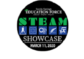 Help Our School Win an Extra $1000 STEAM Grant from Sandy Springs Education Force - Showcase March 11th