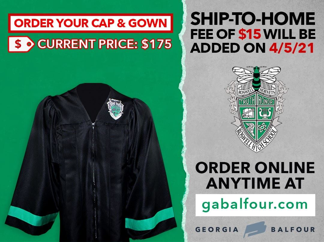 Cap and Gown Fee