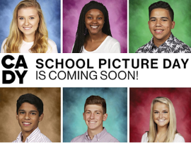 Picture Day - December 8th