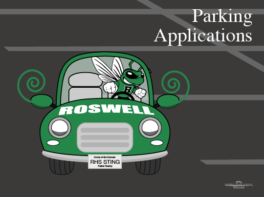2021-2022 Parking Applications