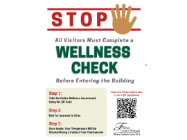 Visitor Wellness Check